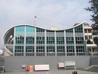 校图书大楼